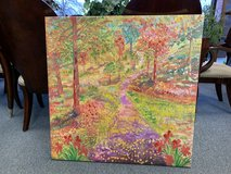Spring painting in Naperville, Illinois