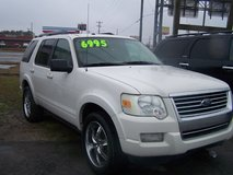 2010 FORD EXPLORER 3RD ROW AUTO~REDUCED~ in Camp Lejeune, North Carolina