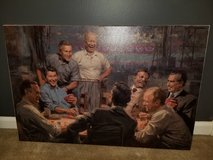Grand Ol Gang canvas print by Andy Thomas in Bolingbrook, Illinois