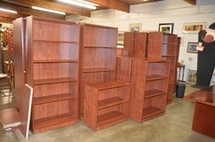 Good Selection of Bookcases in Fort Lewis, Washington