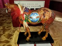 Trail of Painted Ponies Horse Figurine in Bolingbrook, Illinois