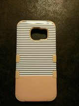 Galaxy S7 Edge case - stripe in Fort Riley, Kansas