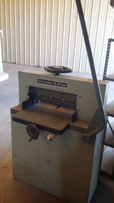 CHANDLER AND PRICE PAPER CUTTER in Alamogordo, New Mexico
