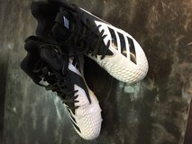 Size 7 adidas football cleats/shoes in Alamogordo, New Mexico