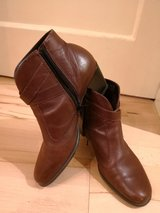 ara womens leather boots *good condition* in Ramstein, Germany