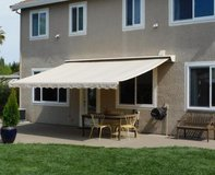 SunSetter Motorized Retractable Awning, 16 x 10 ft. Outdoor Deck & Patio Awning in Fairfield, California
