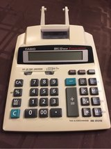 Casio HR-150TE BIG 12 Digits TAX keys Printing Business Calculator in Shorewood, Illinois
