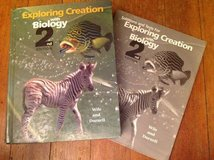 Exploring Creation with Biology and Solutions/Tests Manual in Fort Leavenworth, Kansas