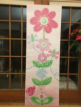 Large  Flower Canvas Picture in Glendale Heights, Illinois