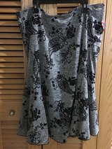 Grey/Black skirt NWT in Okinawa, Japan
