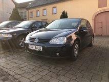 VW Golf V Mod. 08 -nice and clean- in Spangdahlem, Germany