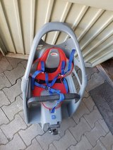 Child bike seat (Bell) in Ramstein, Germany