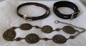 3 Ladies Belt Lot in Kingwood, Texas