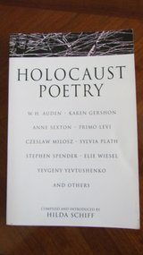 Holocaust Poetry in Elgin, Illinois