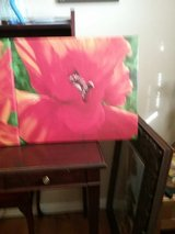 Poppy 1 and 2 Beautiful Blooms Canvas in Warner Robins, Georgia