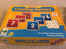 The Learning Journey: Match It! - Counting Memory in Beaufort, South Carolina