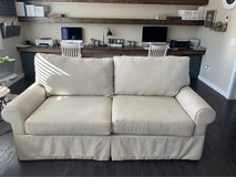 lazyboy couch / small loveseat/ottoman in Alamogordo, New Mexico