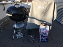 Weber Kettle Grill - great condition in Stuttgart, GE