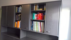 Closet with own Writing Table and Bed Frames in Ramstein, Germany