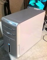 Dell Inspiron 530 white tower, Core 2 Duo, 8 GB RAM, 500 HDD, win7 in Fort Lewis, Washington