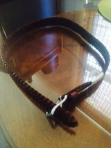 Brand New Genuine Leather Belt - Size medium (32-35) in Wilmington, North Carolina