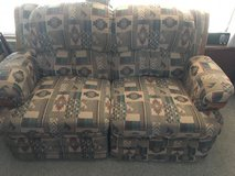 LOVESEAT/RECLINER in Alamogordo, New Mexico