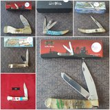 Pocket Knives and Hunting Knives in Fort Campbell, Kentucky
