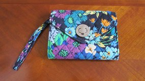 Vera Bradley Turnlock Wallet in Palatine, Illinois