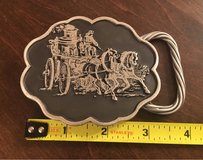Pewter Belt Buckle in Chicago, Illinois