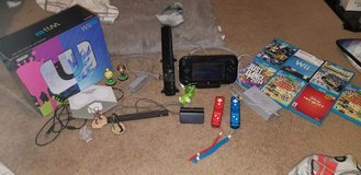 wiiu system and games in Fort Hood, Texas