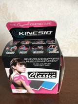 "KINESIO® TEX CLASSIC - 2"" RED in Okinawa, Japan"