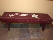 Antique Garden Bench in Bolingbrook, Illinois