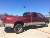 2001 Ford F-350 Dually 7.3 Diesel Engine -- NEW TIRES! in Houston, Texas