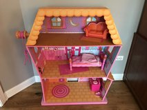 Lalaloopsy doll house in Naperville, Illinois