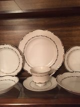 58 pc 8 Service Fine Seyei China (Marquie) w/Vegetable Dish & Platter in Eglin AFB, Florida