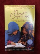 Three Cups of Tea (young reader's edition) in Okinawa, Japan