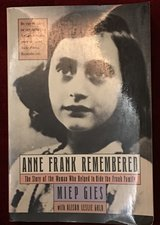 Anne Frank by Miep Gies in Okinawa, Japan