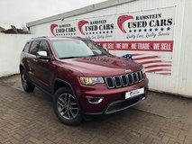 2017 Jeep Grand Cherokee Limited 4×4 in Stuttgart, GE