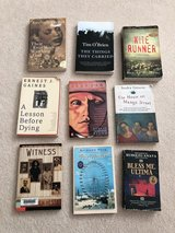 Great Deal on 9 books in Aurora, Illinois