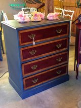 nice clean solid wood dresser in Cherry Point, North Carolina