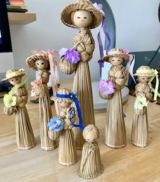 7 Wheat Doll's in Wilmington, North Carolina