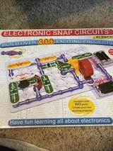 Snap Circuits circuit board in Cherry Point, North Carolina