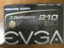 GeForce 210 EVGA Graphics Card*New* in Kingwood, Texas
