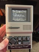 Handheld Oregon Trail Game in Cherry Point, North Carolina