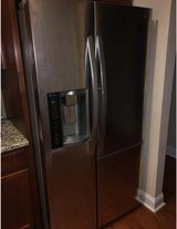 LG Refrigerator Model LSXS26386S (Located in Fayetteville, NC) in Fort Bragg, North Carolina
