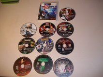 PS3  GAME BUNDLE SALE    11 GAMES      NO SINGLE SALES in Byron, Georgia