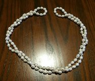 "Beautiful Genuine 44"" Pearl Strand Necklace in Camp Lejeune, North Carolina"
