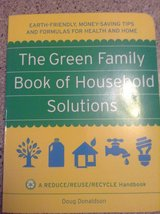 The Green Family Book of Household Solutions in Bolingbrook, Illinois