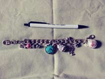 Bracelet with charms in St. Charles, Illinois