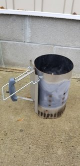 Weber Charcoal Starter Bucket in Camp Lejeune, North Carolina